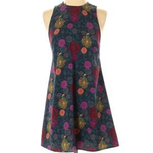 [9-21] American Apparel   colorful floral dress